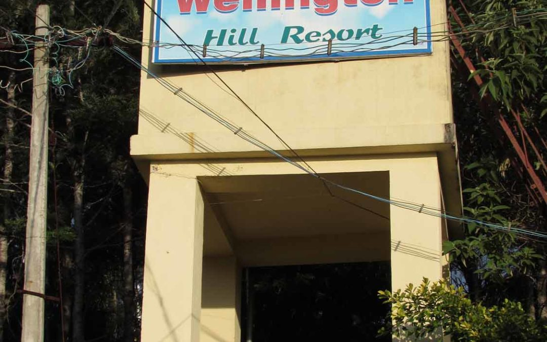 Wellington Hill Resort, Yercaud, TamilNadu, India